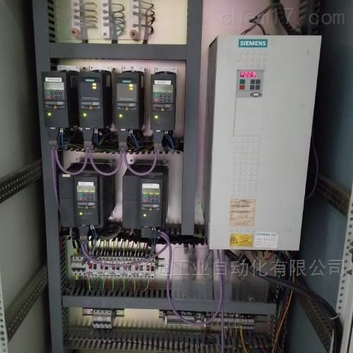 西门子6SE70报警F037变频器维修
