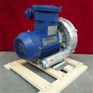 特殊氣體輸送變頻防爆高壓鼓風機