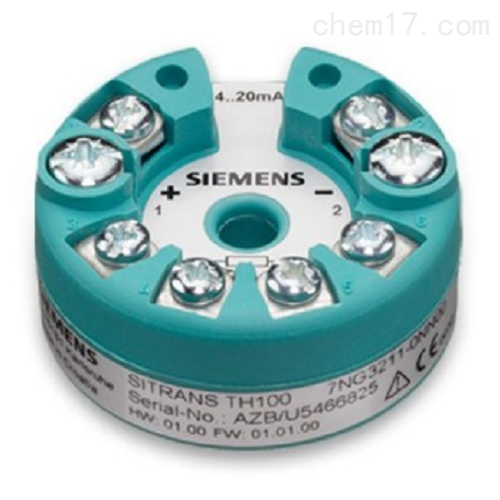 西门子SIEMENS温度变送器