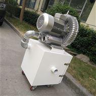 XK五金加工废料收集箱式工业吸尘器
