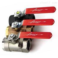 21-021-3-21美国Lance球阀Lance蒸汽球阀1/4英寸