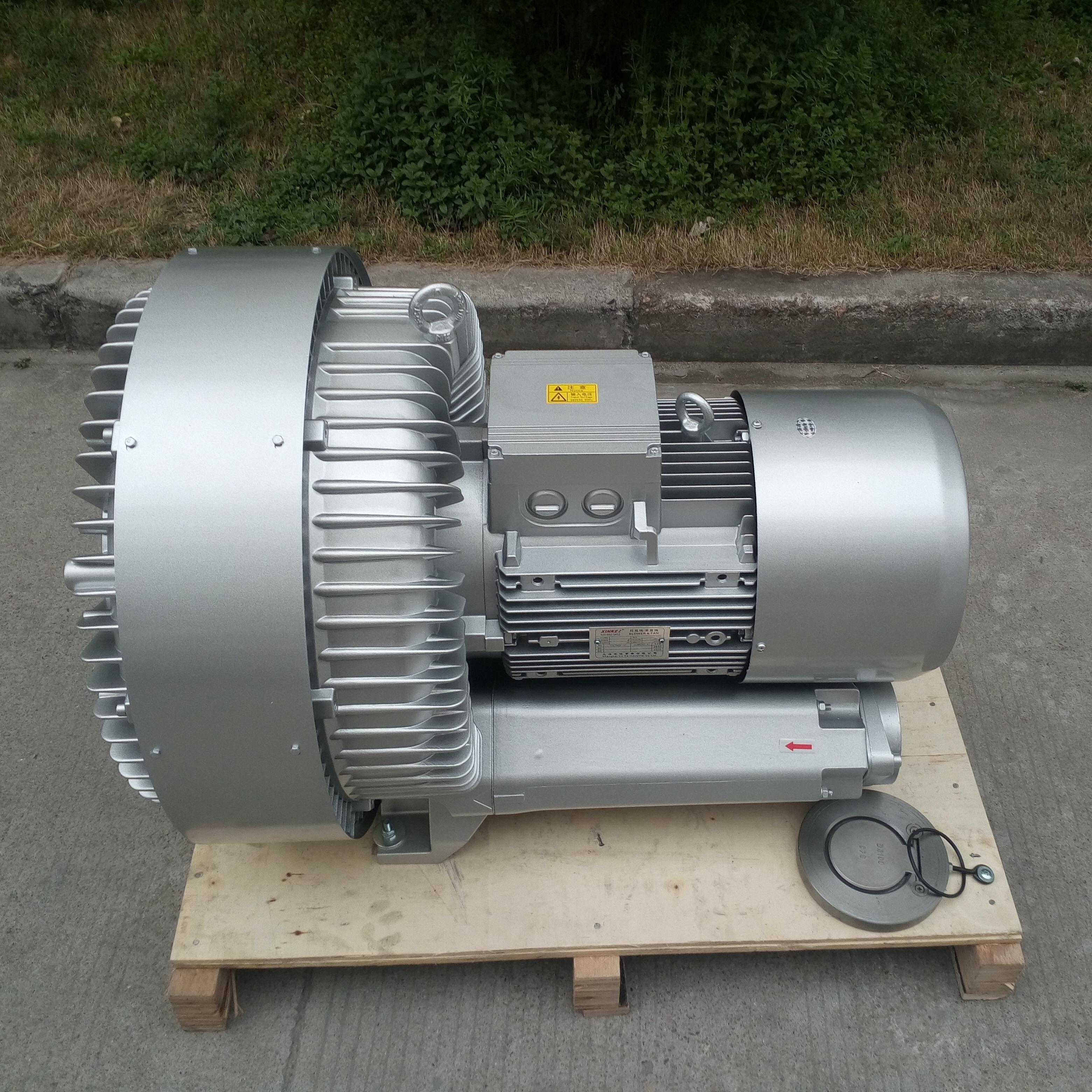 XK28-I3 11KW双叶轮高压鼓风机