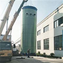 污水泵站三门县地埋式一体化预制泵站厂家