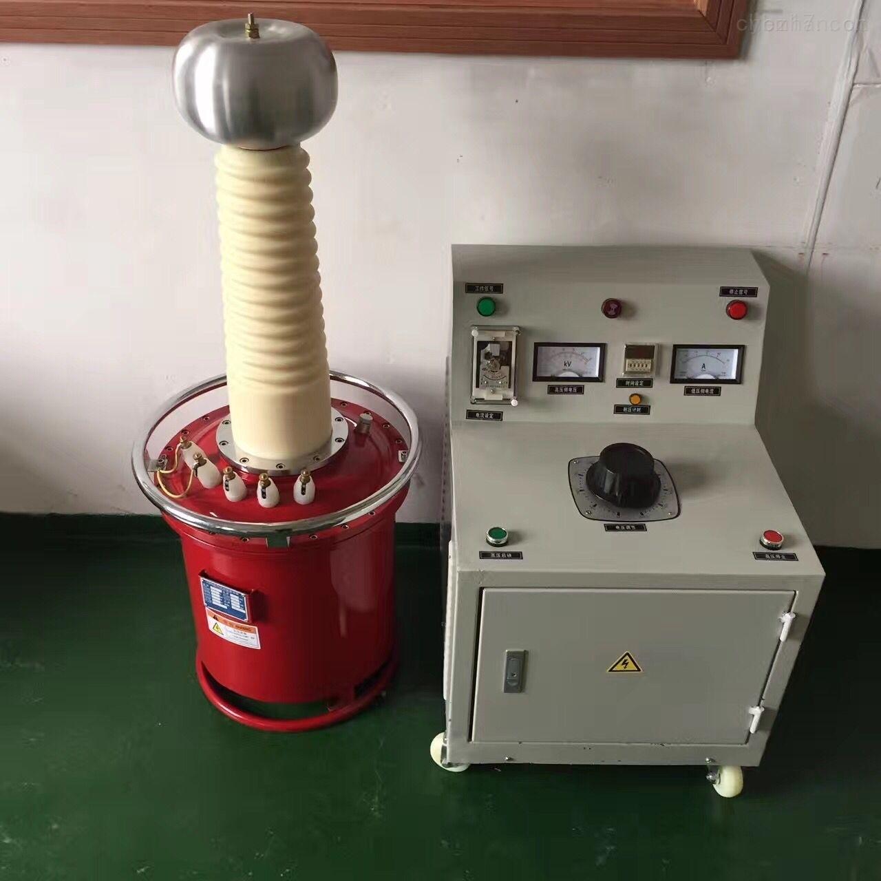 电力设备资质工频耐压试验装置