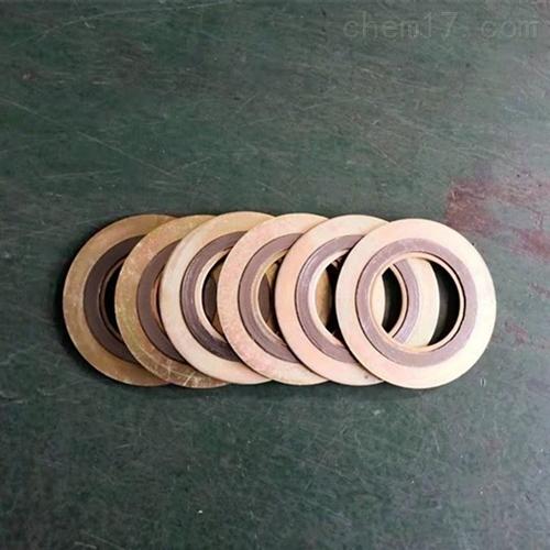 C型帶外環金屬纏繞墊片加工