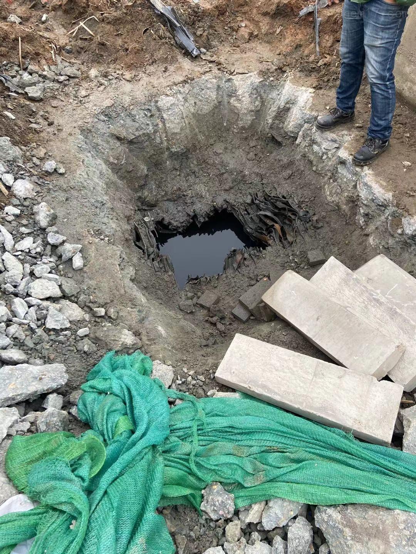 玉林污水井水下封堵施工单位-实力派水下打捞