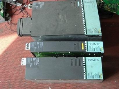 西门子S120电源模块驱动模块接地故障维修