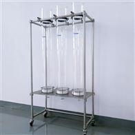 DCX200*1500 *3层析过滤装置 不锈钢滤网层析柱 离子交换柱