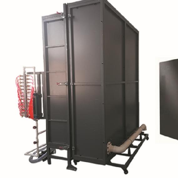 门窗物理三性试验机