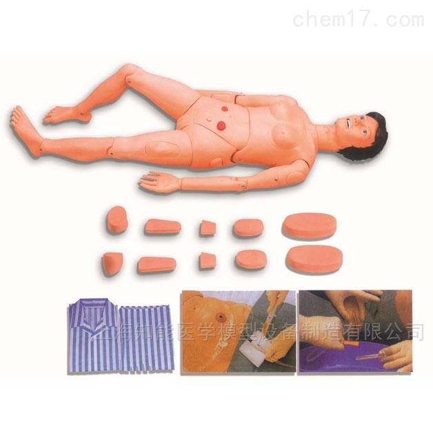 全功能护理人训练模型(女性)