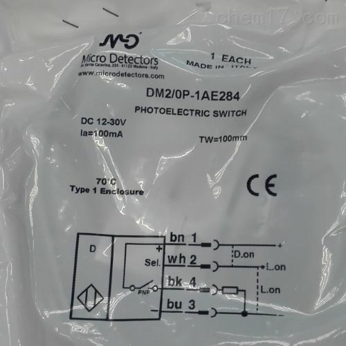 意大利MICRODETECTORS传感器