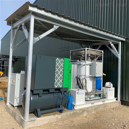 720升每天英国进口大流量智能液氮发生器