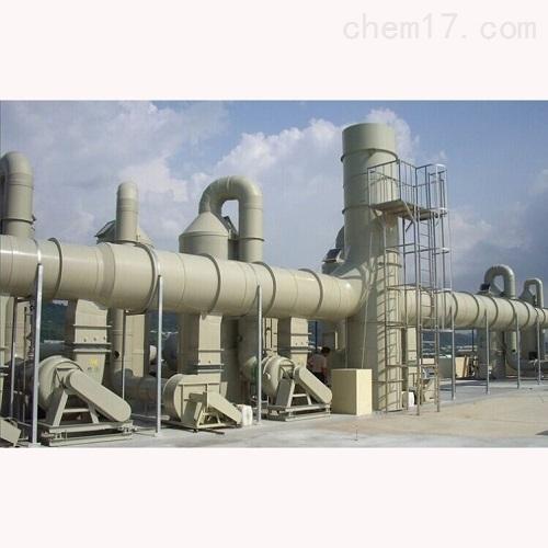 廢氣淨化工程,廢氣治理工程設備