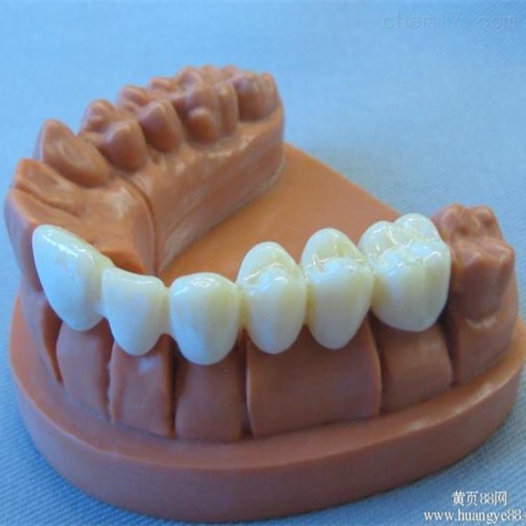 牙齿模型制作模具硅胶