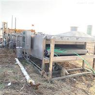 二手2米×17米啤酒隧道式喷淋杀菌机