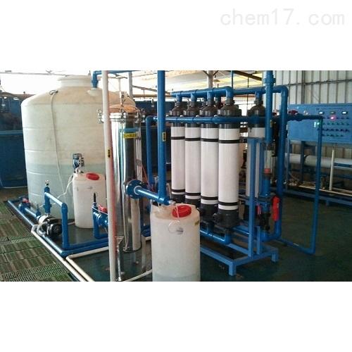 广东中水回用超滤设备