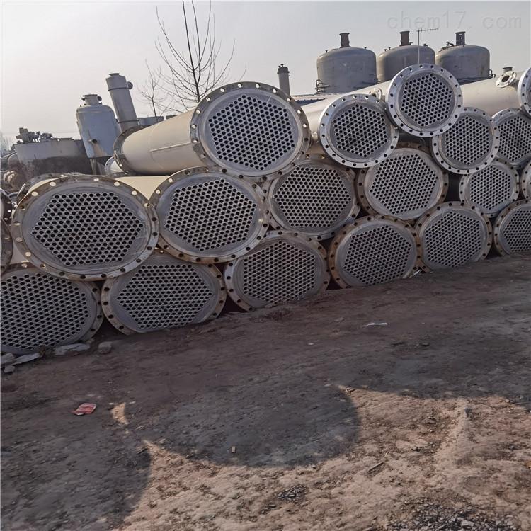 二手全不锈钢列管冷凝器价格