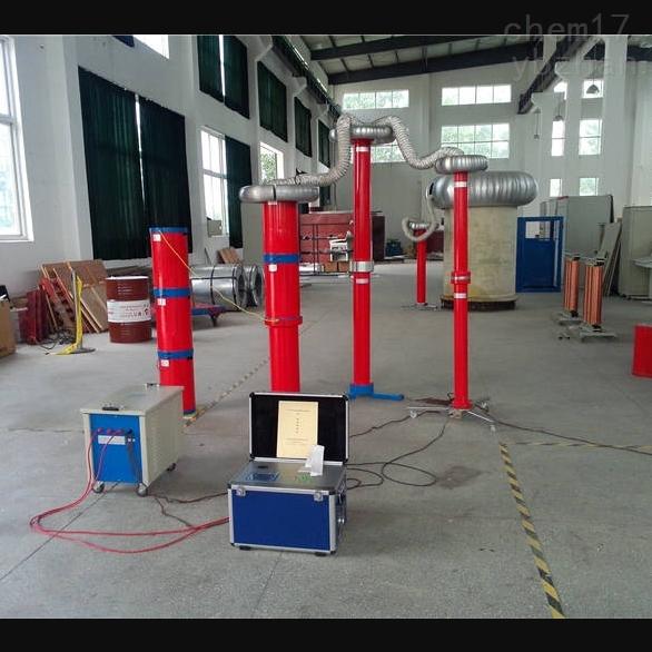 串联谐振耐压试验成套装置承试资质