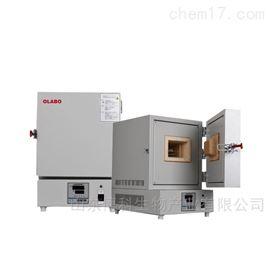 SX2-4-12T一体式陶瓷纤维箱式马弗炉