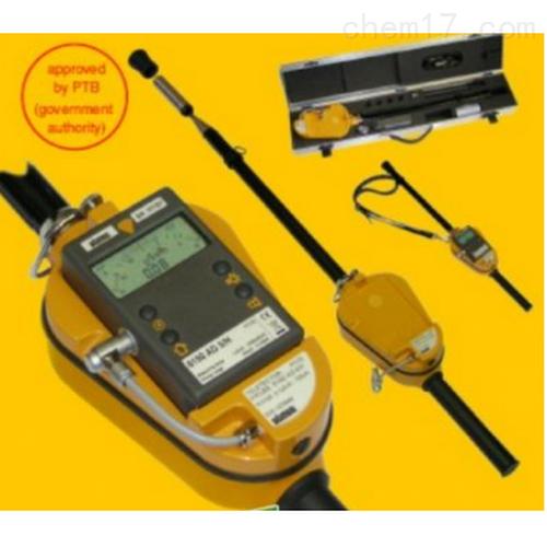 德国6150AD-T辐射剂量率仪(含伸缩探杆)