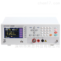 ZX6590-500V/800V/1000V致新ZX6590电容器漏电流/绝缘电阻测试仪