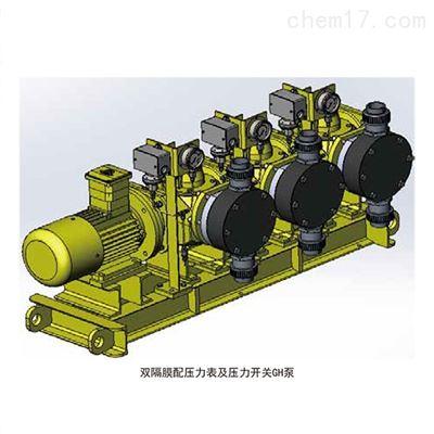miltonroy米顿罗大流量机械泵GH5100