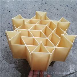 焦化脱硫塔用RPP六角内棱环代替轻瓷填料