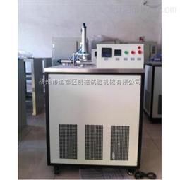 橡胶超低温脆性试验机