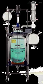80~100L双层玻璃反应釜(可选防爆型号)
