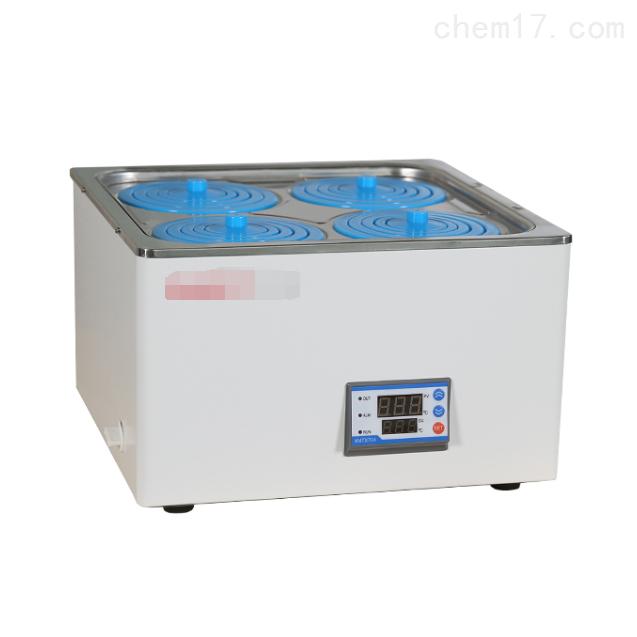 单列四孔电热恒温水浴锅价格