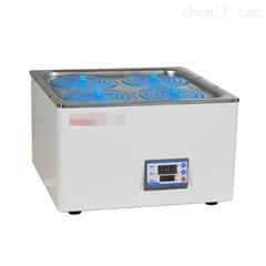 HH-14单列四孔电热恒温水浴锅价格