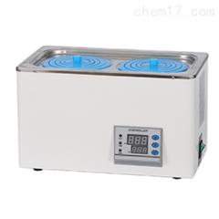 HH-12上海单列双孔电热恒温水浴锅