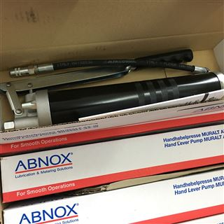 No.:3754001瑞士原装abnox手泵