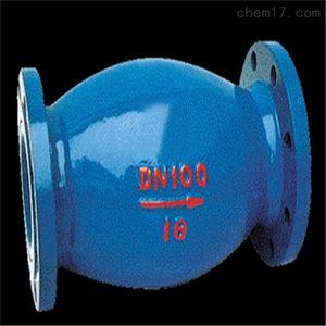 HQ45X球形止回阀规格