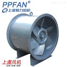 JSF-5.6-A-H壁式轴流加压风机配百叶窗