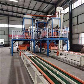 489LS免拆保温模板设备 fs建筑免拆模板生产线