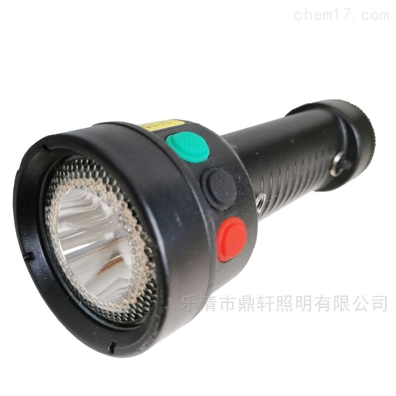 鼎轩照明LED手持微型多功能信号灯电筒