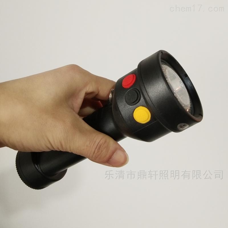 3W多功能铁路火车信号灯电筒红黄白红绿白