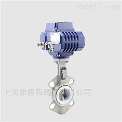 FP1003-13F3电动对夹蝶阀