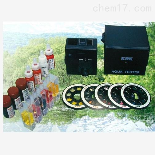 CL2-1Z-H笠原理化KASAHARA水质比色样品圆盘