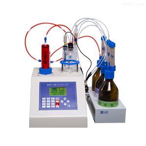 禾工科仪 AKF-1B卡尔费休水分测定仪