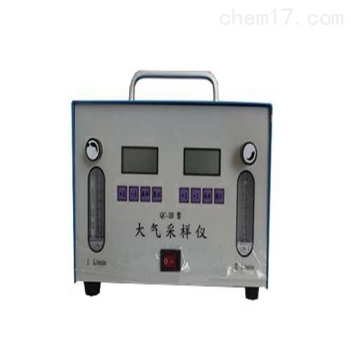 供应QC-2B北京劳保所双气路大气采样仪