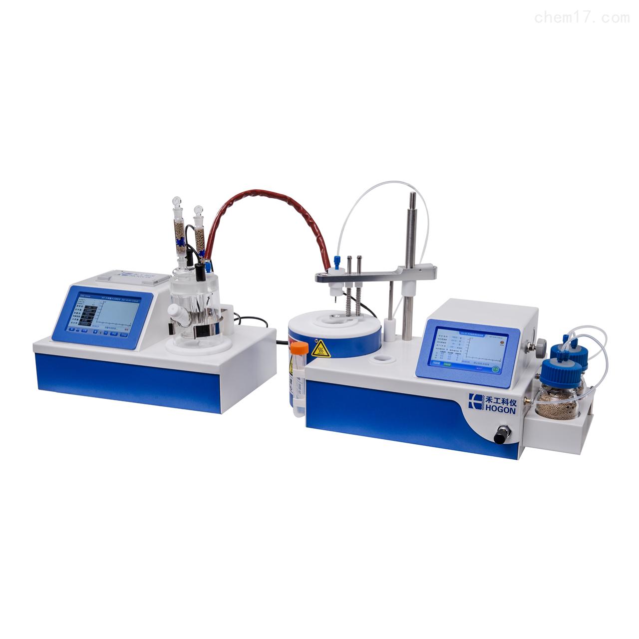 禾工科仪 AKF-IS2020C库仑法卡氏水分测定仪