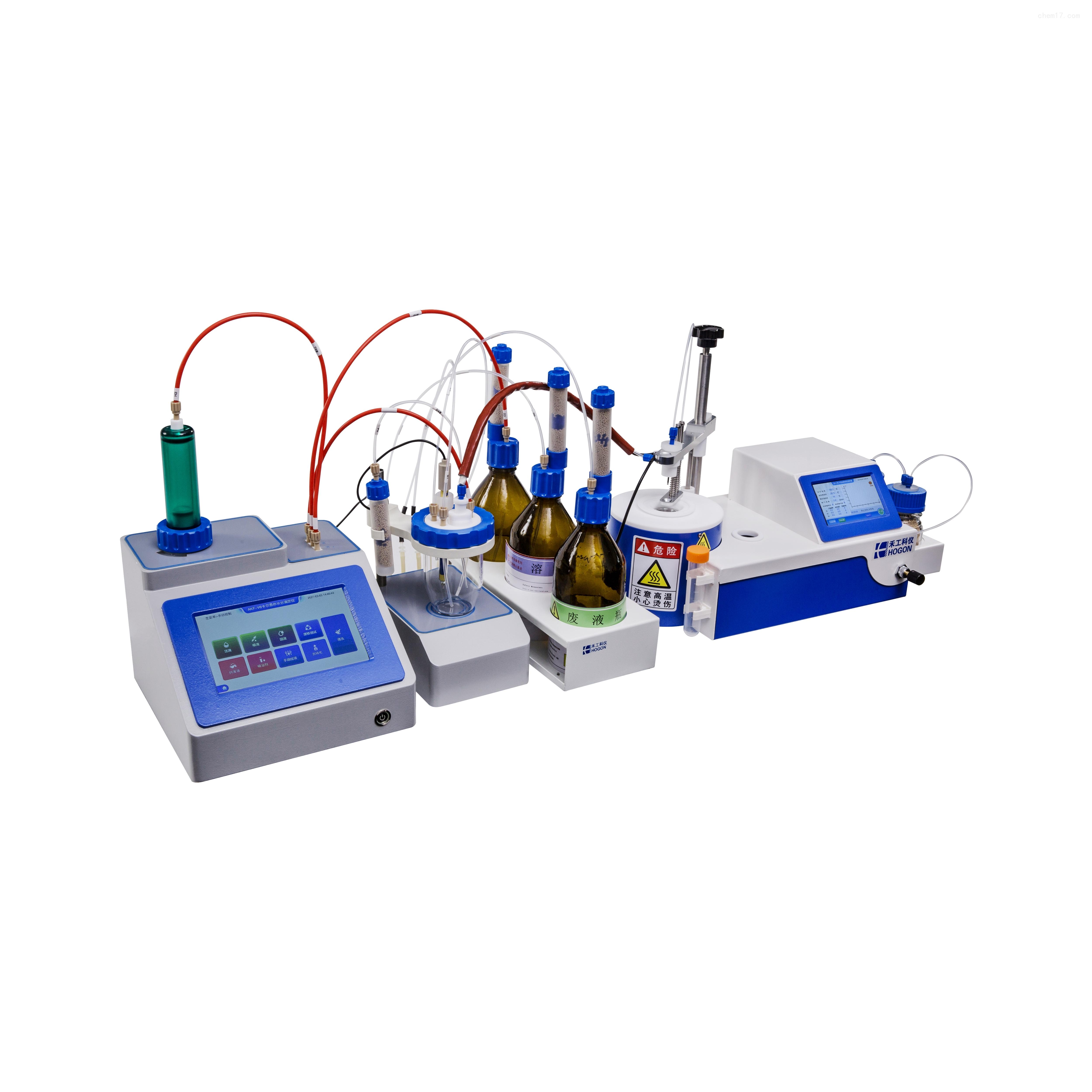 禾工科仪 容量法快速水分测定仪