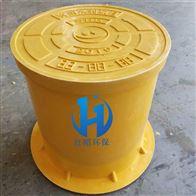 按需定制河北生产模压玻璃钢检查井缠绕检测口