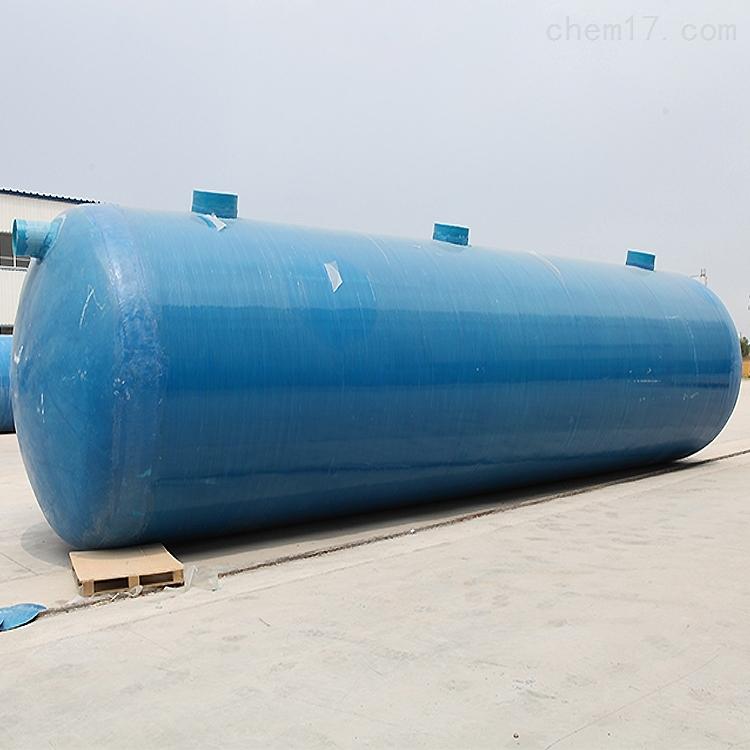 玻璃鋼汙水沉澱池生產廠家