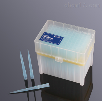 100-1000ul盒装灭菌吸头
