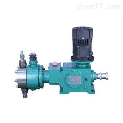愛力浦液壓計量泵隔膜泵JYMX(II)係列
