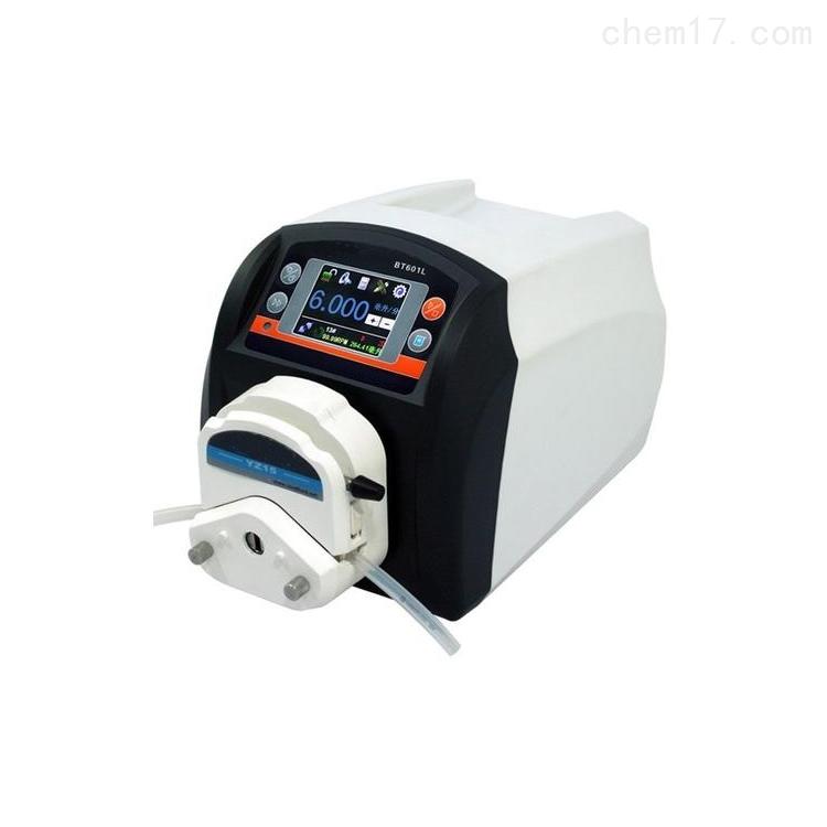 培养基分装蠕动泵BT101F智能分配灌装恒流泵