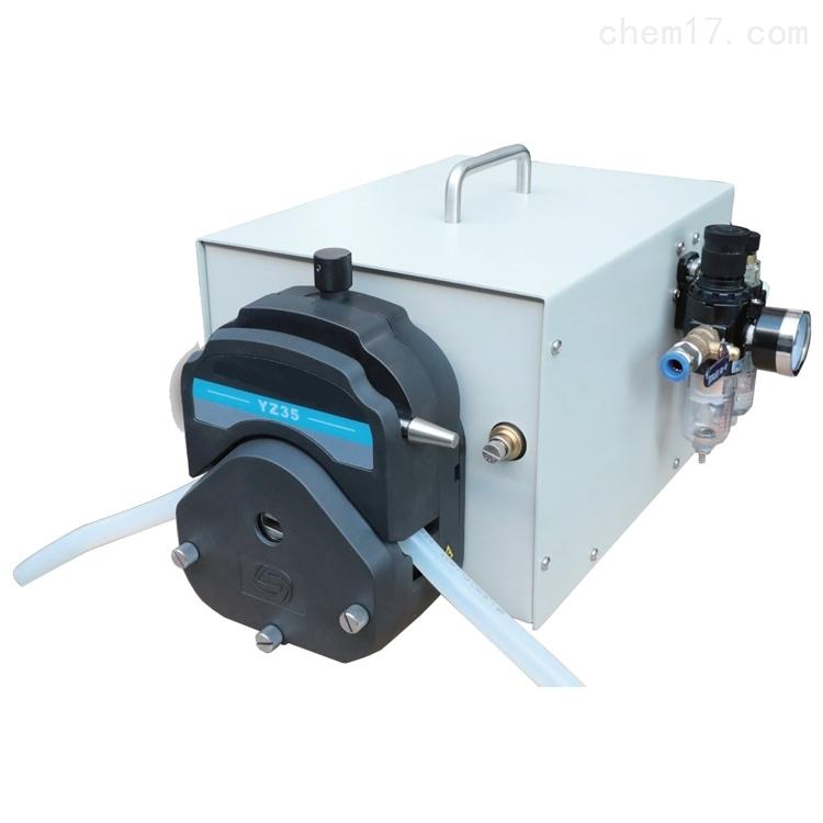 气动蠕动泵FG601S-Q大流量工业灌装计量泵